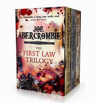 Joe Abercrombie - First Law Trilogy