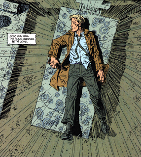 John Constantine is sad, he is so very sad